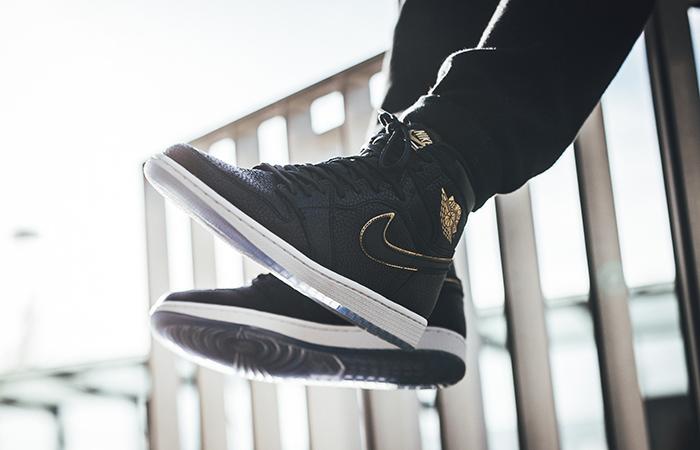 555088 1 High 031 Air Jordan Gold Black Retro Og 5Ac4jRLq3