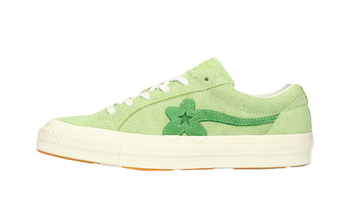 6f2bfd492ae8 ... Converse x Tyler Golf Le Fleur One Star Lime 160327C Buy New Sneakers  Trainers FOR Man