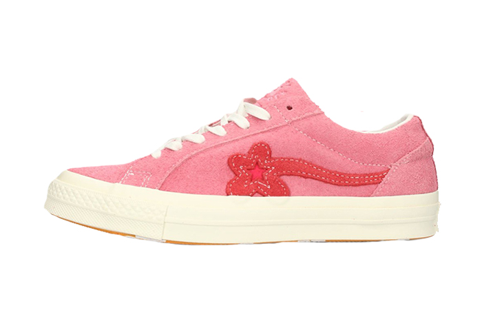 Converse X Tyler Golf Le Fleur One Star Pink 160325c Fastsole