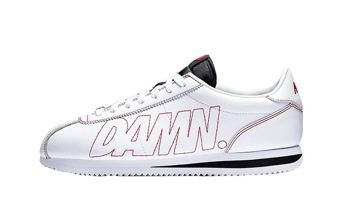 on sale 6a69d a6b6c Kendrick Lamar x Nike Cortez Kenny 1 White AV8255-106 – Fastsole