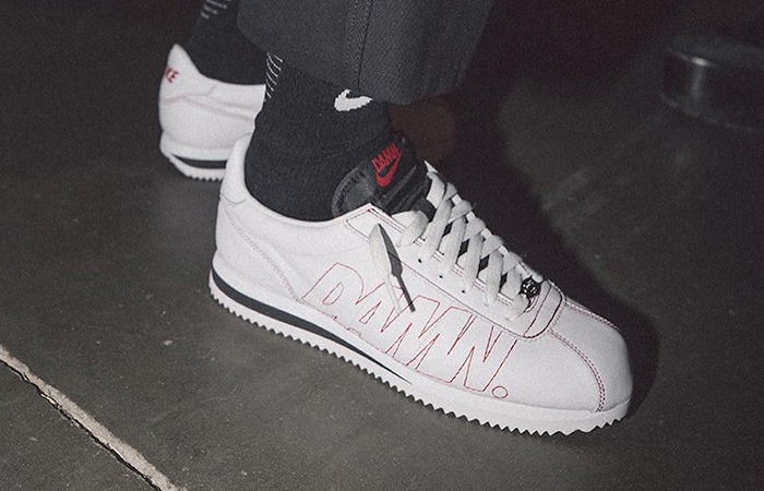 quality design 88860 e02c9 ... Kendrick Lamar x Nike Cortez Kenny 1 White Buy New Sneakers Trainers  FOR Man Women in