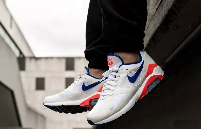 finest selection 647a3 3ca7a ... Nike Air 180 Ultramarine 615287-100 Buy New Sneakers Trainers FOR Man  Women in United ...