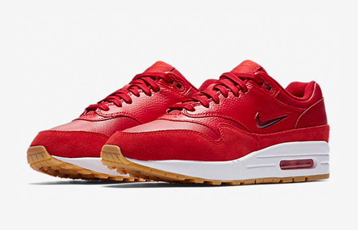 info for 7c397 491a5 ... Nike Air Max 1 Premium SC Red Women AA0512-602 Buy New Sneakers  Trainers FOR ...