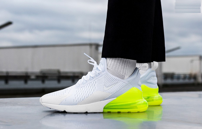 quality design 690f6 8884a ... Nike Air Max 270 White Volt AH8050-104 Buy New Sneakers Trainers FOR  Man Women ...