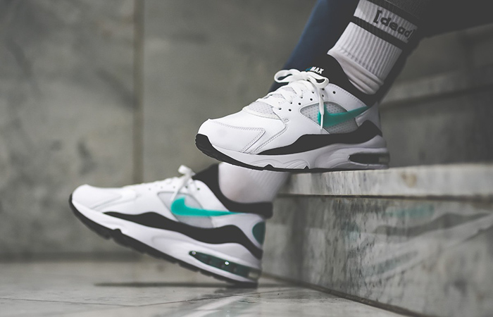 799cc2da52 ... Nike Air Max 93 Dusty Cactus 306551-107 Buy New Sneakers Trainers FOR  Man Women ...
