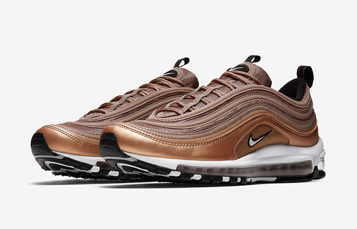 premium selection 3c263 79bbb ... Nike Air Max 97 Bronze Metallic Red 921826-200 Buy New Sneakers  Trainers FOR Man ...