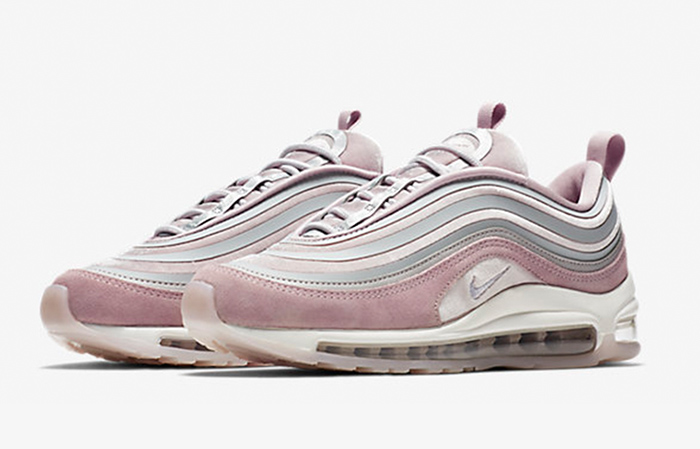 outlet store e400d 655c3 ... Nike Air Max 97 Ultra 17 LX Rose Womens AH6805-002 Buy New Sneakers  Trainers ...