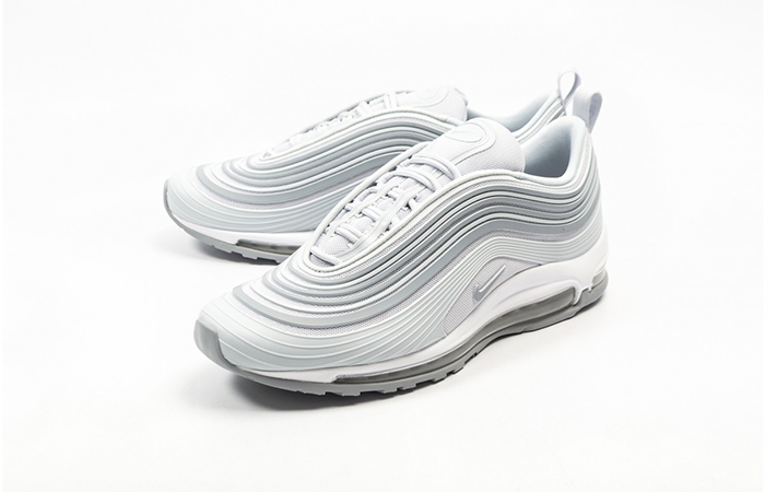 "Nike Air Max 97 Ultra '17 ""Pure Platinum"" AH7581 001 For Sale"
