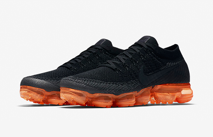 38ac0f6601bde ... Nike Air VaporMax Black Orange AH8449-001 Buy New Sneakers Trainers FOR  Man Women in ...