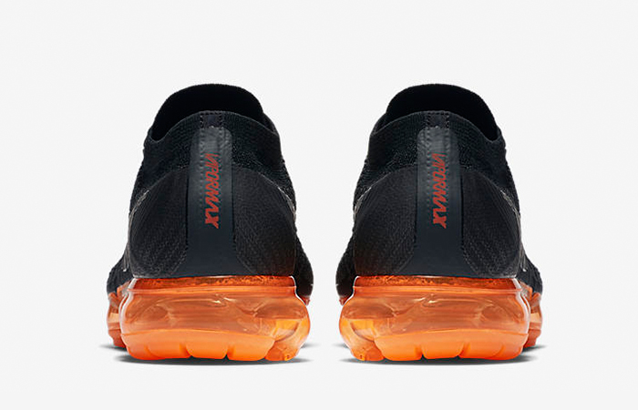 bb12a4e3ec5d7 ... Nike Air VaporMax Black Orange AH8449-001 Buy New Sneakers Trainers FOR  Man Women in
