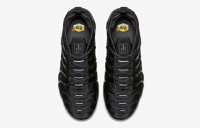 Nike Air VaporMax Plus Black 924453-004 Buy New Sneakers Trainers FOR Man Women in United Kingdom UK Europe EU Germany DE 02