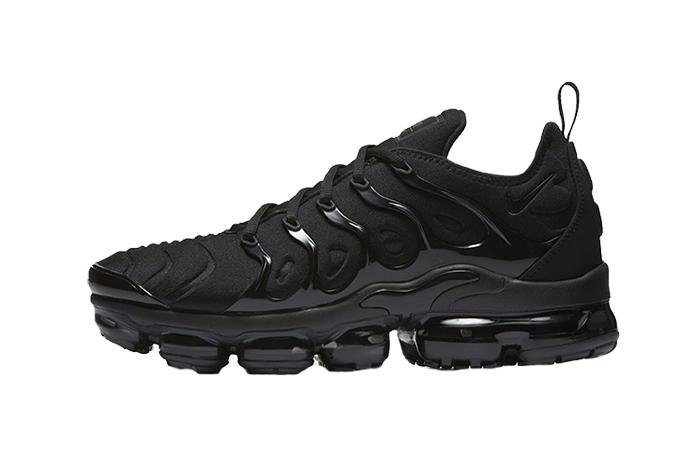 Nike Air VaporMax Plus Black 924453-004 Buy New Sneakers Trainers FOR Man Women in United Kingdom UK Europe EU Germany DE 04