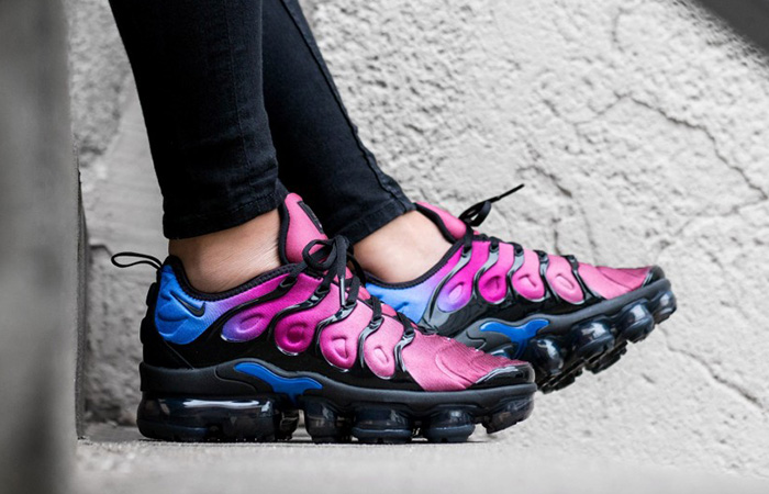 quality design 6ff7c 52ac6 Nike Air VaporMax Plus Hyper Violet Womens AO4550-001