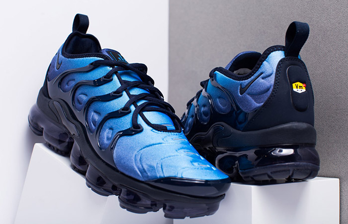 great fit 658f1 6c193 Nike Air VaporMax Plus Photo Blue 924453-401