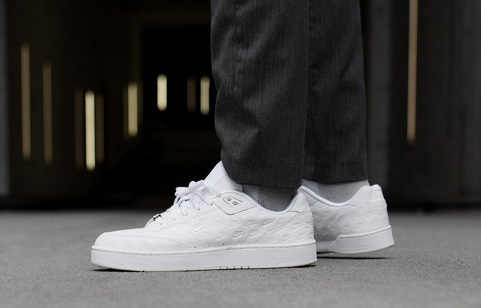 competitive price f9aad d8810 ... Nike Grandstand II Pinnacle White AH6576-101 Buy New Sneakers Trainers  FOR Man Women in ...