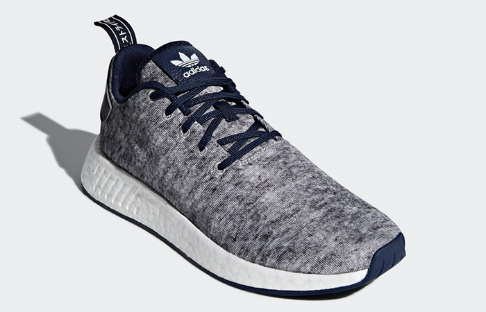 246107311 ... United Arrows   Sons x adidas NMD R2 Grey DA8834 Buy New Sneakers  Trainers FOR Man ...