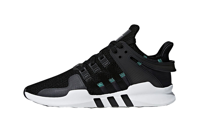 brand new 8af31 6fb43 adidas EQT Support ADV Black White CQ3006