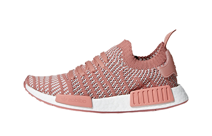 a2caef3731861 adidas NMD R1 STLT Primeknit Pink CQ2028 Buy New Sneakers Trainers FOR Man  Women in United ...
