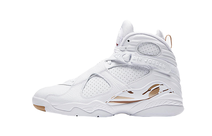 new style 7336e 62ae6 Air Jordan 8 OVO Triple White AA1239-135 – Fastsole