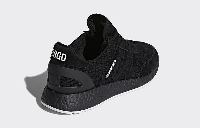 size 40 102ef 835bd Neighborhood x adidas NMD I-5923 Black DA8838
