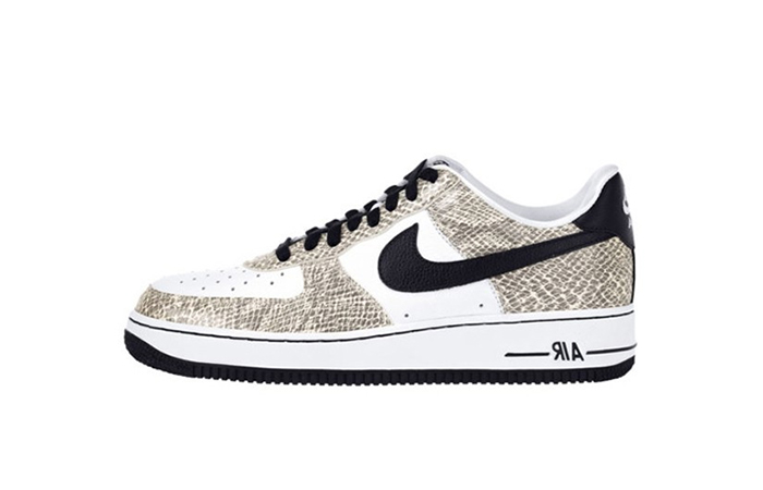 077b02bb73d49 Nike Air Force 1 Low Cocoa Snake Scale 845053-104