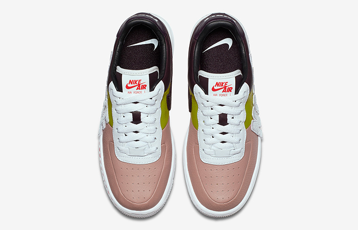 43f48a2f84 ... Nike Air Force 1 Upstep Multi 898421-101 02 ...