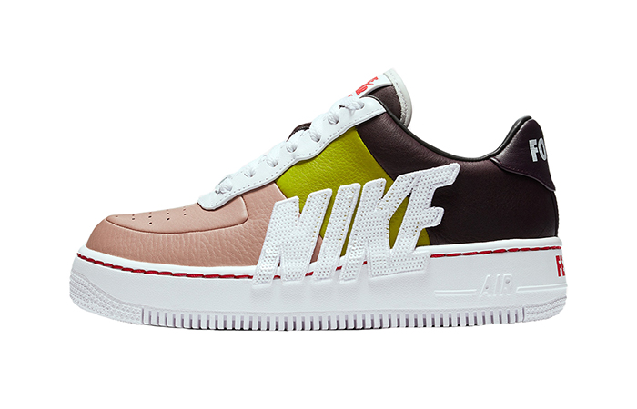 c00ca70188fb5 Nike Air Force 1 Upstep Multi 898421-101