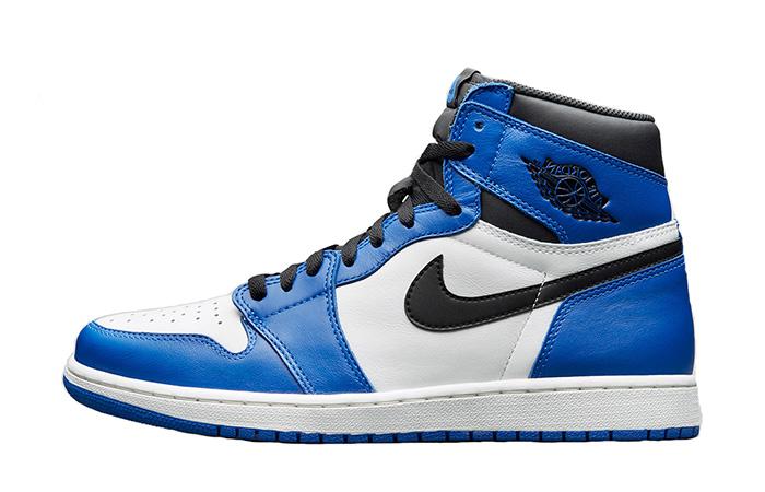 Og Nike Game Jordan 403 1 Retro Air High 555088 Royal qUMzGLSpjV