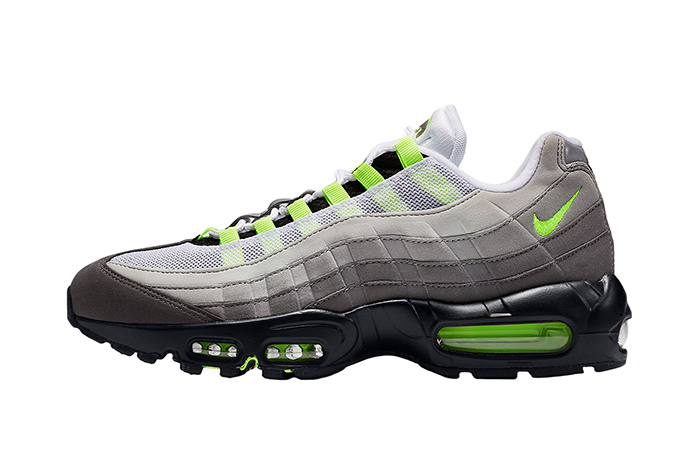 new concept 66d37 41ae6 Nike Air Max 95 OG Neon 554970-071