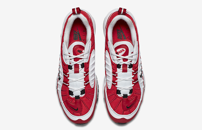 fa300f69d2 ... Nike Air Max 98 Gym Red AH6799-101 03 ...