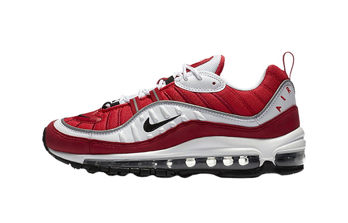 7183c2ca49 ... Nike Air Max 98 Gym Red AH6799-101 06 ...