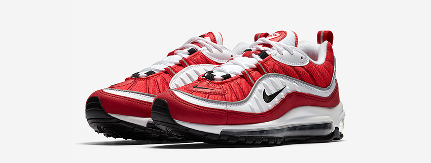 Nike Air Max 98 Gym Red Release Date – Fastsole