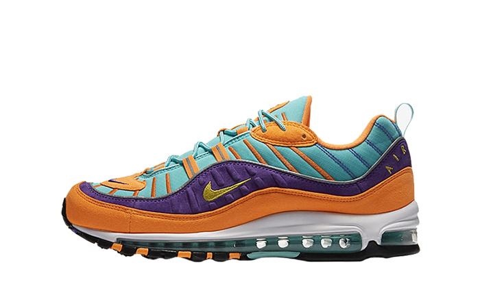 44a93cf18aeee Nike Air Max 98 Hyper Grape Multi 924462-800 – Fastsole