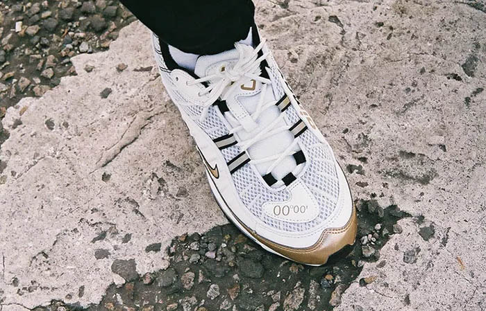 63e395c9d0 ... Nike Air Max 98 UK GMT Pack White Gold AJ6302-100 03 ...