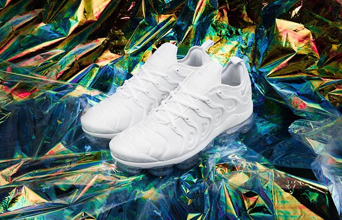 6fde93c8f7926 ... Nike Air VaporMax Plus Triple White 924453-100 Buy New Sneakers  Trainers FOR Man Women ...