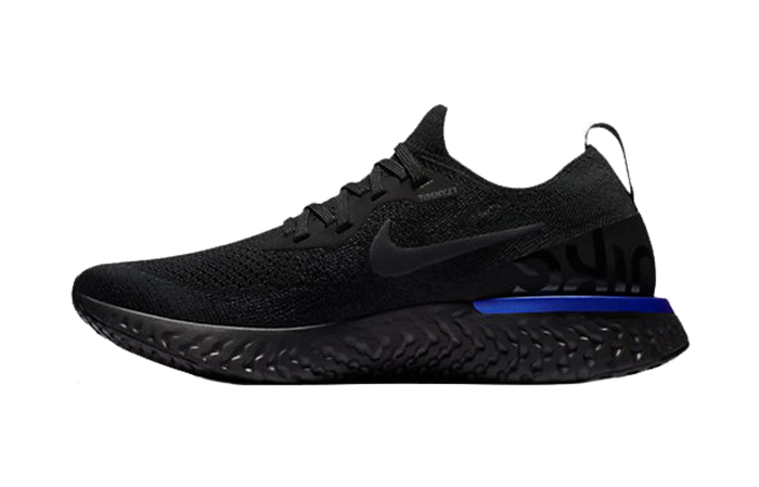 d4ee50821339 Nike Epic React Flyknit Black AQ0070-004 – Fastsole