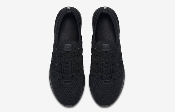 Nike Flyknit Trainer Triple Black AH8396-004 03
