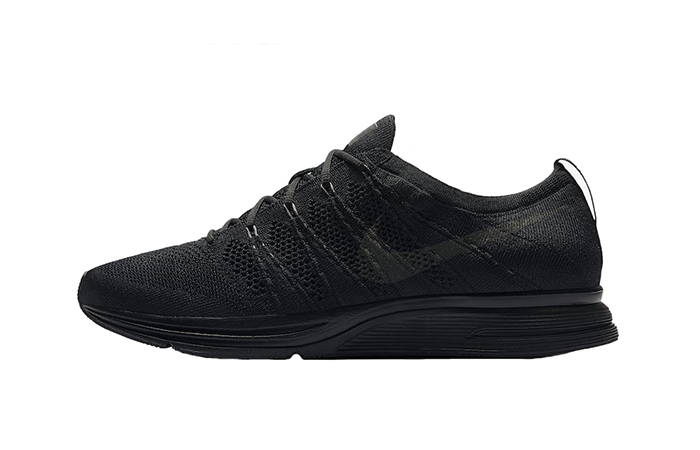 Nike Flyknit Trainer Triple Black AH8396-004 04