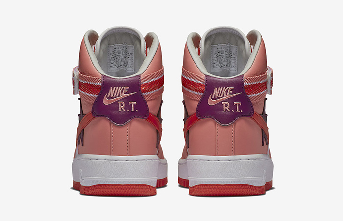 RT x Nike Air Force 1 High Icarus Red AQ3366-601
