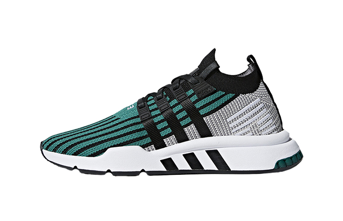 56637a968389 adidas EQT Support ADV Mid Black Green CQ2998 Buy New Sneakers Trainers FOR  Man Women in ...