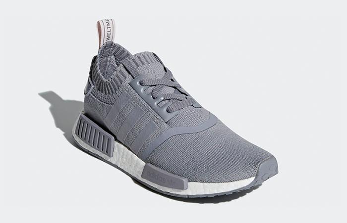 2c77e7093a27c adidas NMD R2 Grey Womens CQ2041 – Fastsole
