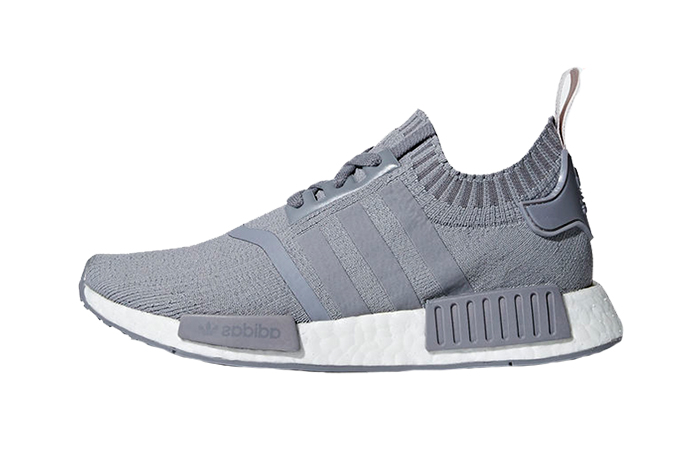 the best attitude 8eb40 5c190 adidas NMD R2 Grey Womens CQ2041