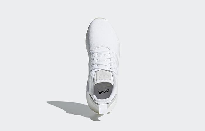 180edf7ab adidas NMD R2 Triple White Boost CQ2401 – Fastsole