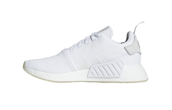 adidas NMD R2 Triple White Boost CQ2401