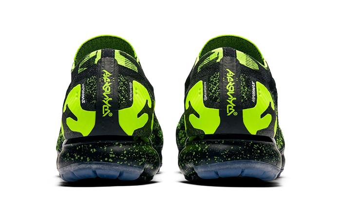 quality design 4d189 4abe6 Acronym Nike Air VaporMax Moc 2 Black Volt AQ0996-007