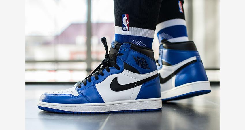 size 40 e9275 7c066 Nike Air Jordan 1 Retro High Game Royal OG 02