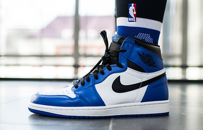 Nike Air Jordan 1 Retro High Game Royal OG ft