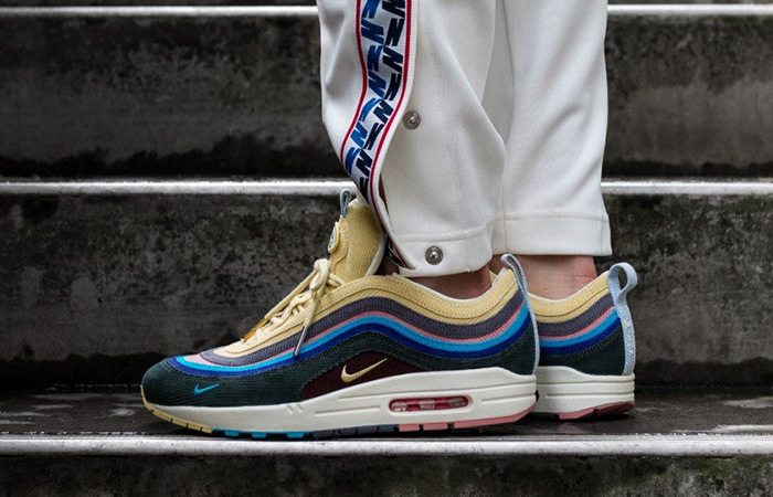 detailed look 71b06 eb5f4 Nike Air Max 1/97 VF SW Sean Wotherspoon Multi AJ4219-400
