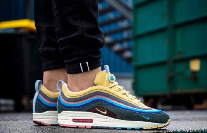 Sean Wotherspoon's Nike Air Max 197 VF SW