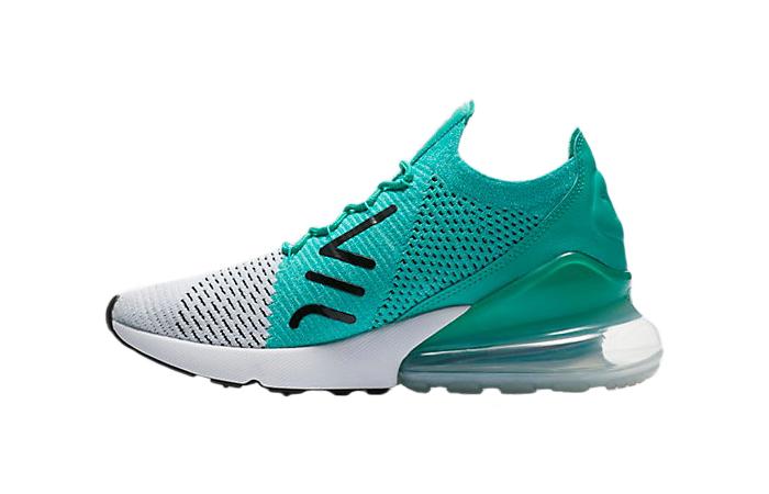 Distribuir entregar discreción  Nike Air Max 270 Flyknit Clear Emerald AH6803-300 – Fastsole